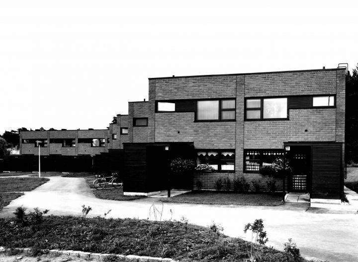 Row house, Suikkila Suburb