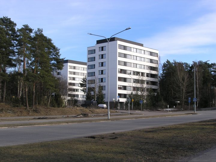 Talinkorventie blocks of flats, Suikkila Suburb