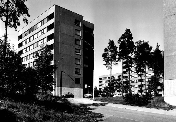 Jussintornit Housing, Suikkila Suburb