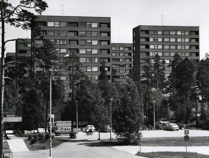 Jussintornit Housing , Suikkila Suburb
