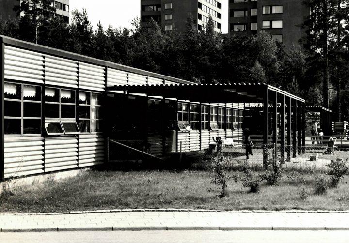 Suikkila daycare centre, Suikkila Suburb