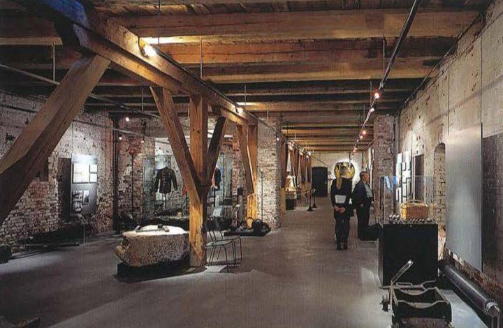 Exhibition space, Suomenlinna Museum