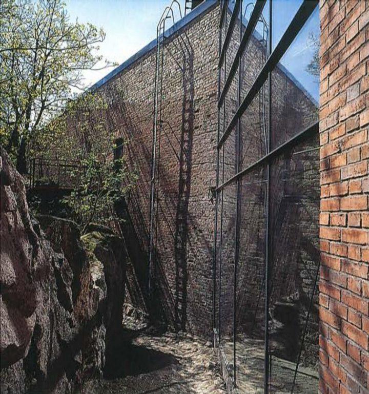 East elevation, Suomenlinna Museum