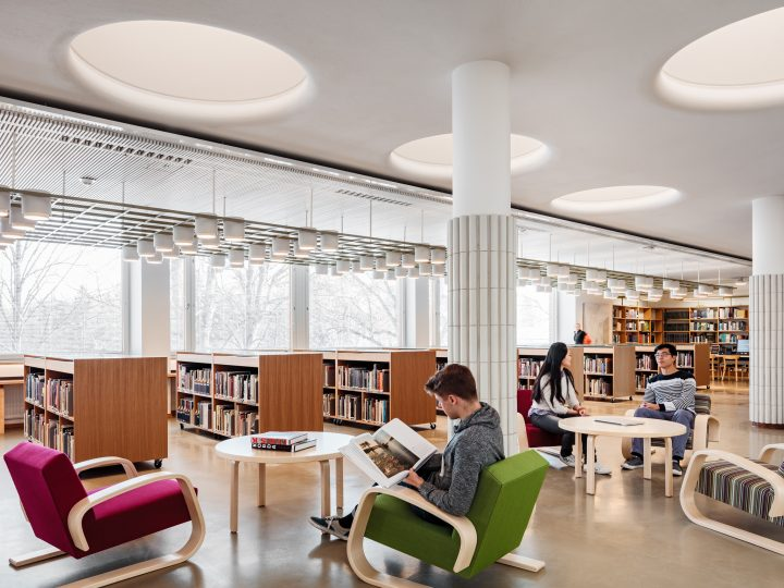 Aalto University Harald Herlin Learning Centre