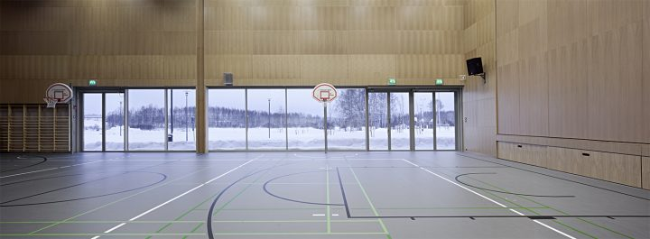 Kirkkojärvi School
