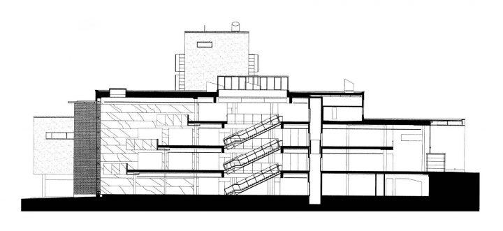 Section plan , Tritonia Science Library