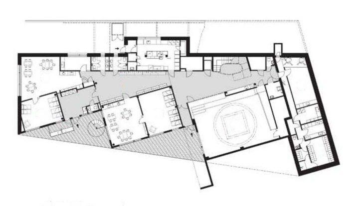 Ground floor, Tuomarila Daycare Centre