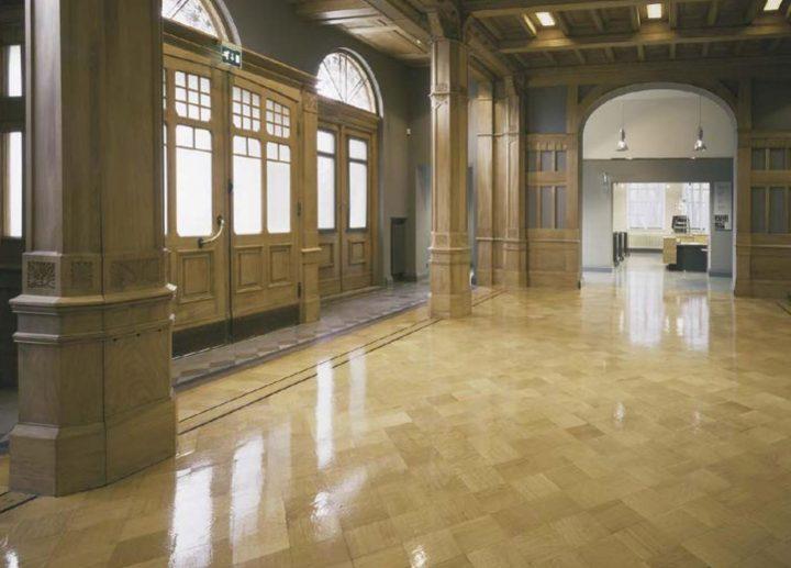 Entrance hall, Turku Art Museum