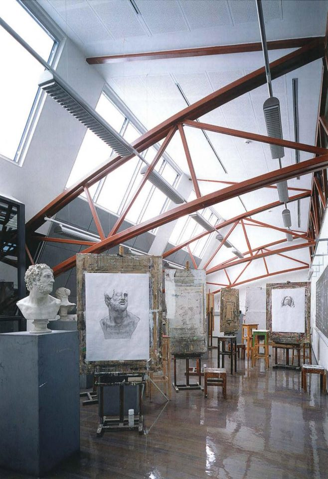 Classroom, Turku Arts Academy & Conservatory