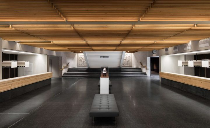 Entrance hall, Turku City Theatre