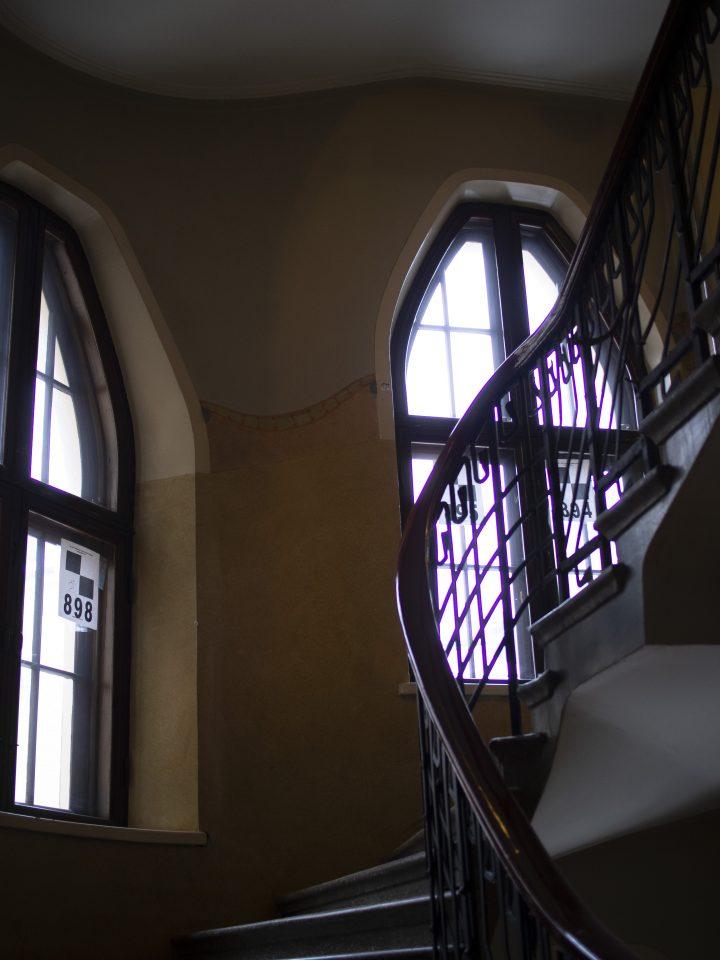 Main staircase , Uudenmaankatu 5 Art Nouveau Building