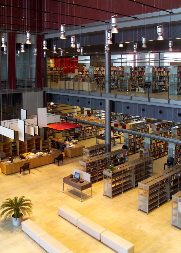 Sello Library