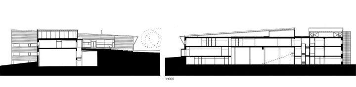 Section plan, Ymmersta School