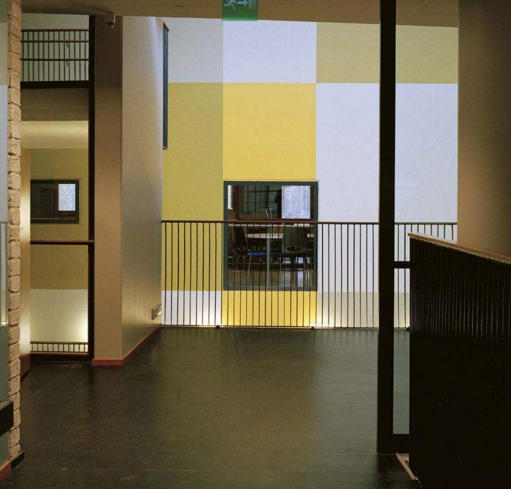 Corridor, Ymmersta School