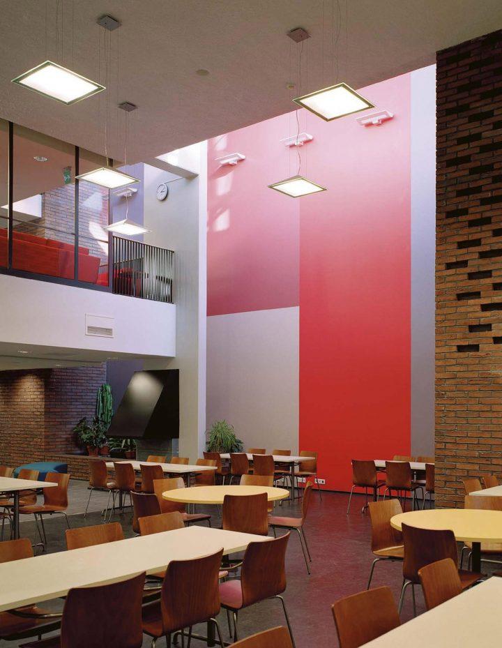 Canteen, Ymmersta School