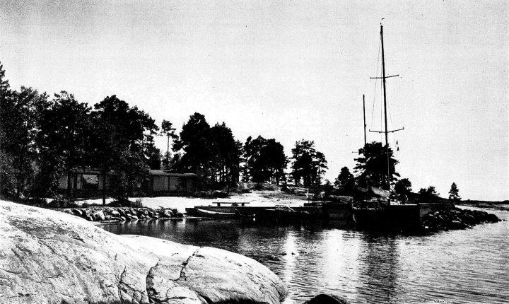 Pier, Lingånsö