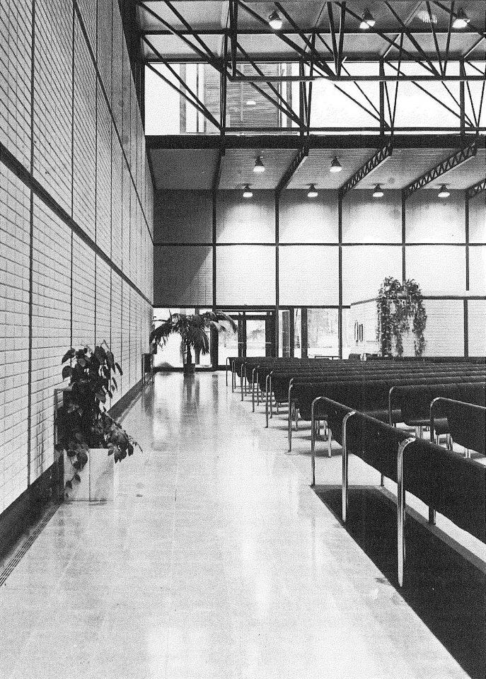 Assembly hall, Kouvola Central Church