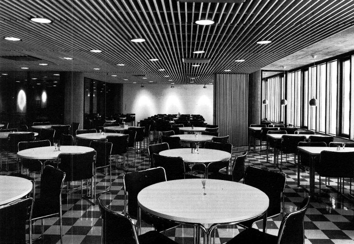 Cafeteria, Helsinki Federation of Parishes