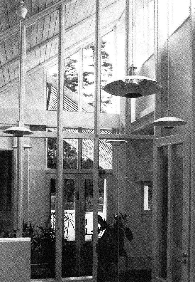 Interior, Länsi-Säkylä Daycare Centre Onnimanni