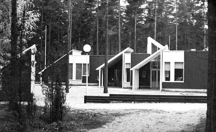 Elevation, Länsi-Säkylä Daycare Centre Onnimanni