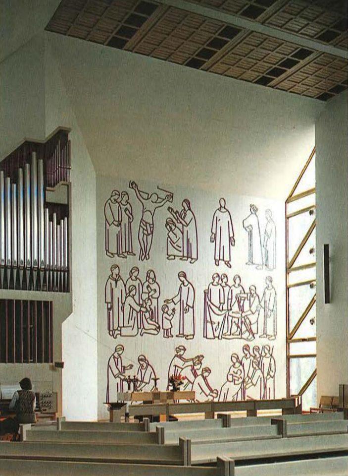 Assembly hall, Vuosaari Church