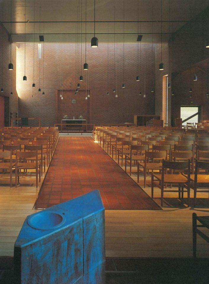 Church hall, St. Matthew's Church