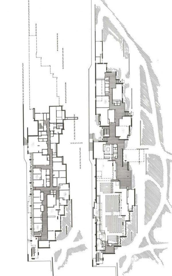 Floor plans, Myyrmäki Church