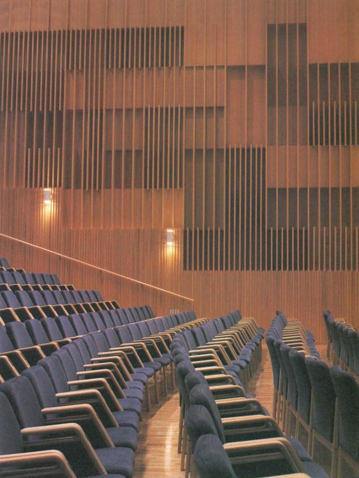 Concert hall, Kuusankoski Hall