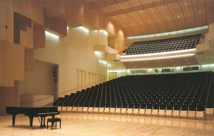 Tapiola Concert Hall, Espoo Cultural Centre