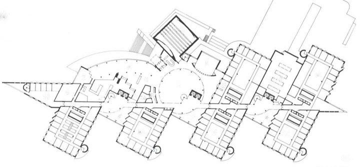 Ground floor, Innopoli 1