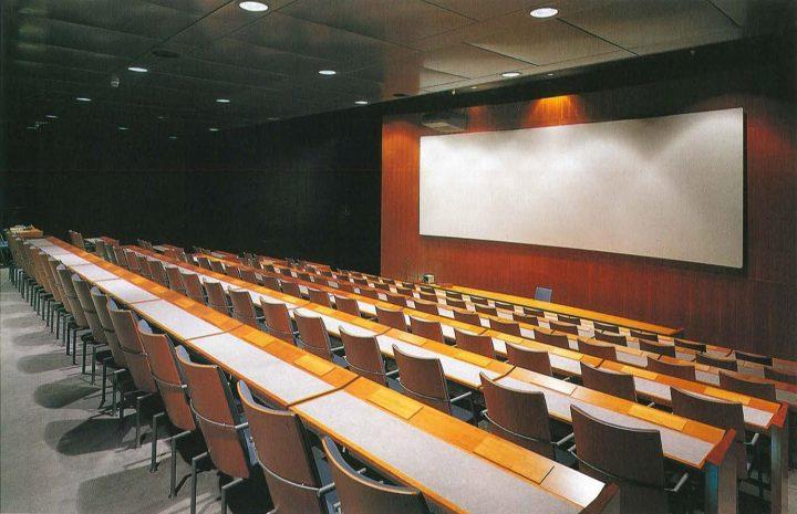Main auditorium, Innopoli 1
