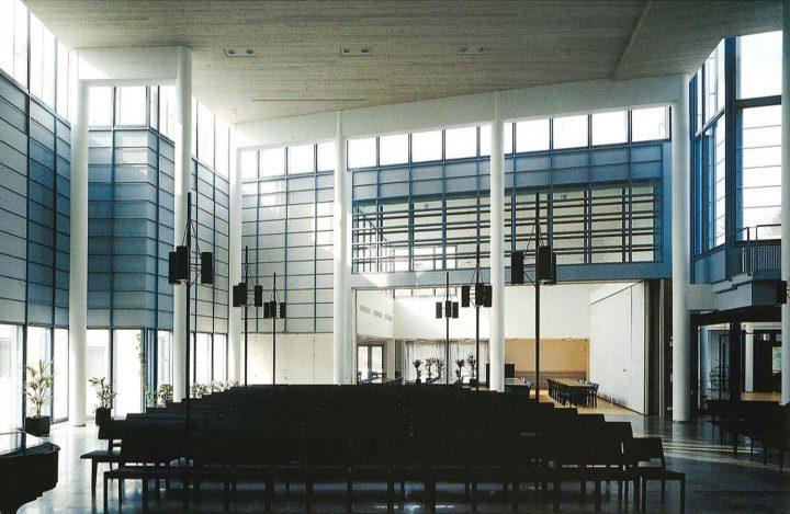 Assembly hall, Hämeenkylä Church