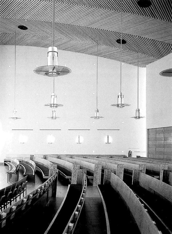 Church hall, Kempele Holy Trinity Church