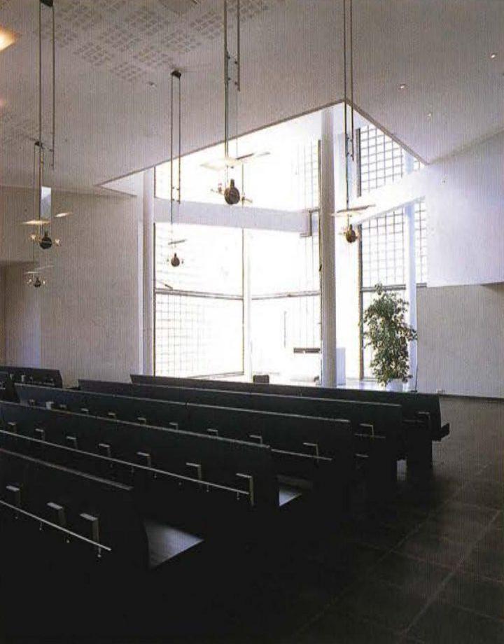 Large chapel, Lamminpää Funerary Chapel