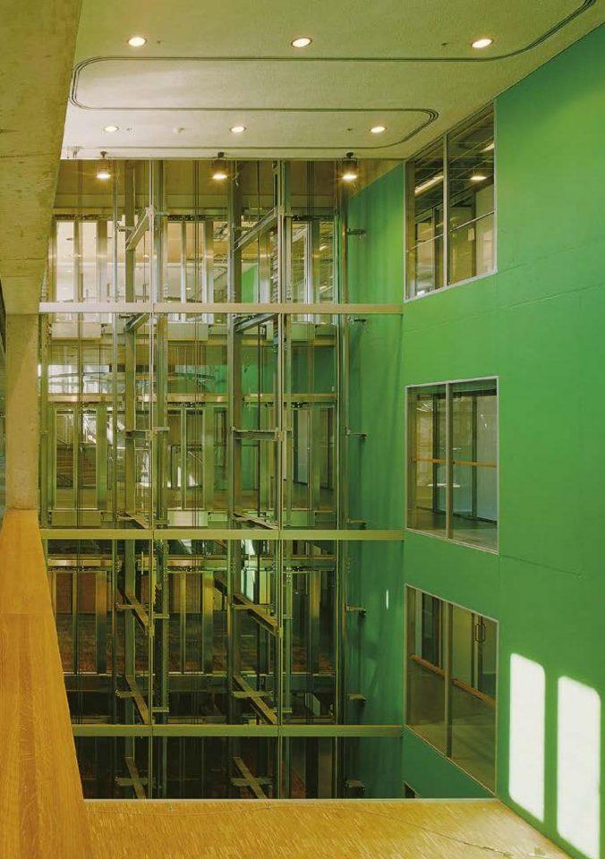 Corridor, STAKES and Senaatti Properties