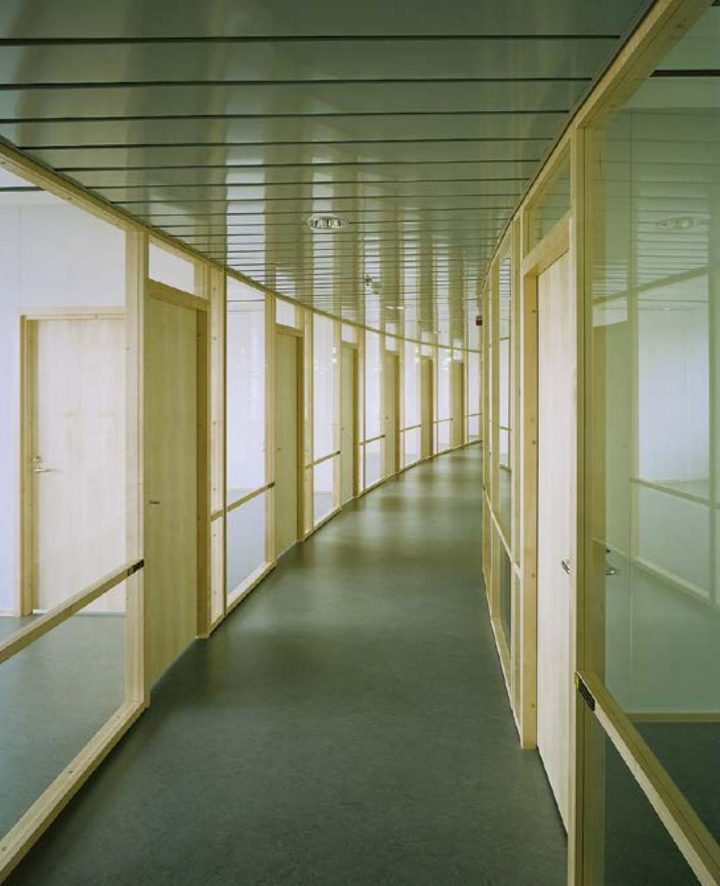 Work space, Innopoli 2