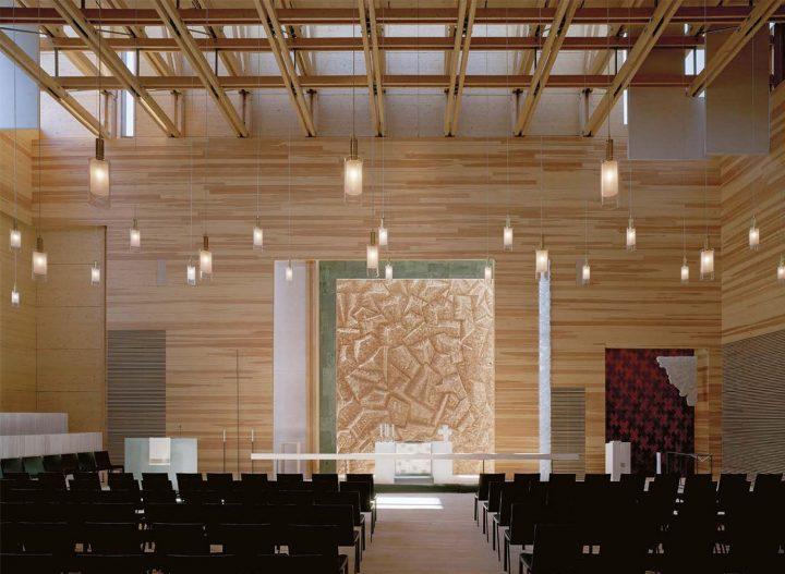 Assembly hall, Laajasalo Church