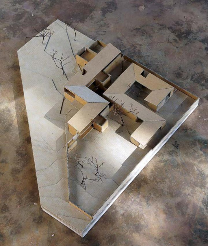 Scale model, KWIECO Shelter Home