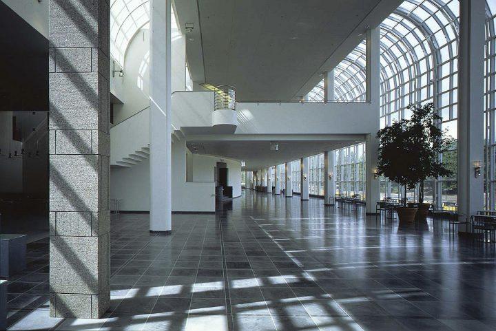 Foyer, Finnish National Opera