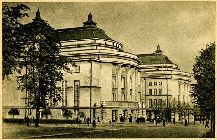 Photo from the 1920s, Estonia Theatre
