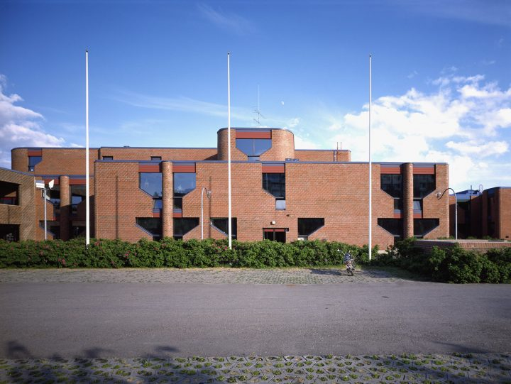 Leisure centre, Hervanta Central Axis