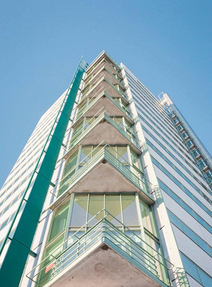 Balconies, Itäkeskus Landmark