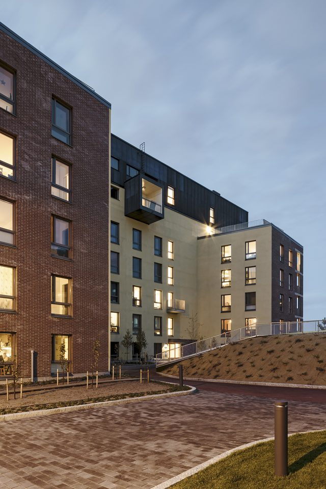 Helsingin Studio Housing
