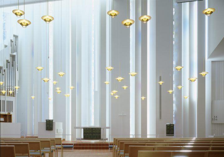 Church of the Good Shephard by Juha Leiviskä., Church of the Good Shepherd