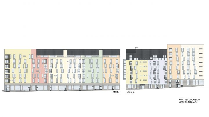 Töölö Stage & Oscar Housing
