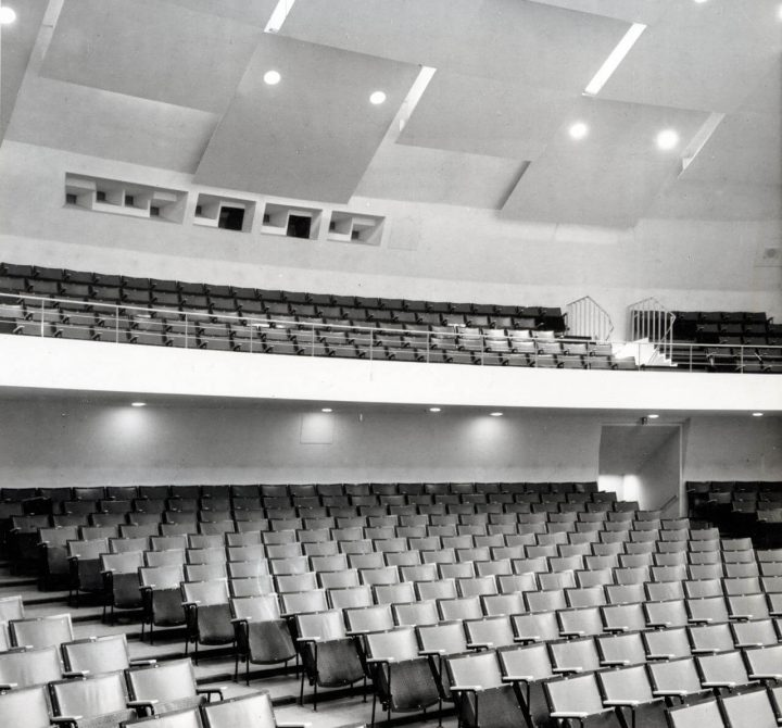 Main stage, Lahti Concert Hall