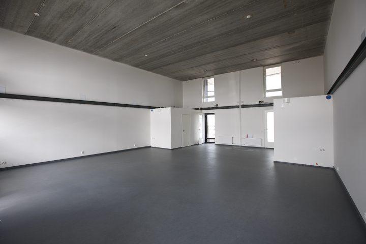 100 m2 unit before interior works, Tila Loft Housing