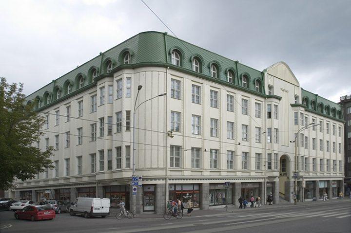 Photo from 2009, Saarinen House
