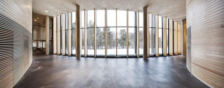 Sámi Cultural Center Sajos