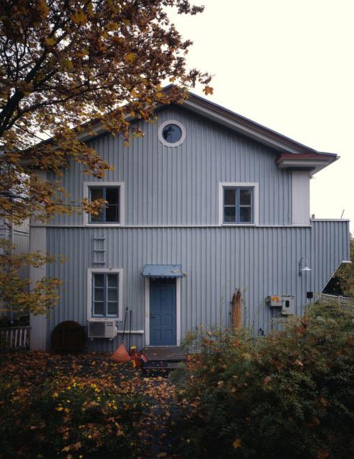 Facade, Nuora Building (alterations)